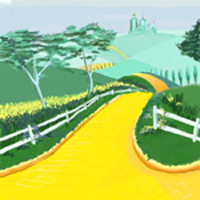 yellow brick road to phd